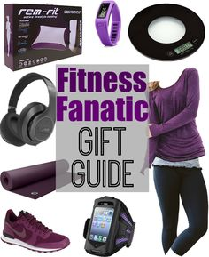 Fitness Gift Guide with Coupon Codes · Happily Hughes