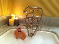 Bathtub at Montage Laguna Beach