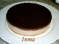 Tarta de platano con chocolate (Thermomix)