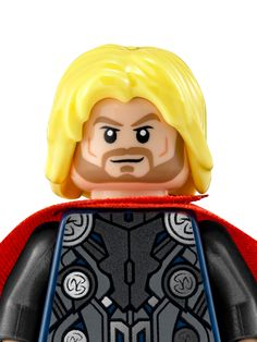 Thor - Characters - Marvel Super Heroes LEGO.com use images for posters