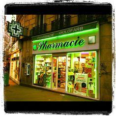 Pharmacie rue Maubeuge Paris