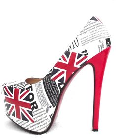 I feel I can now buy these - proud to be British! x