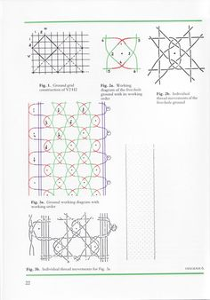 Niven, M. - Flanders lace step by step - lini diaz - Picasa Web Album Bobbin Lace Patterns, Crochet Patterns, Crochet Books, Needle Lace, Lace Making, Tatting, Sewing Crafts, Needlework, My Favorite Things