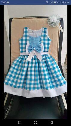 Baby Girl Christmas Dresses, Kids Summer Dresses, Dresses Kids Girl, Kids Outfits Girls, Girl Outfits, Girls 4, Sewing Patterns Girls, Baby Girl Dress Patterns, Baby Clothes Patterns