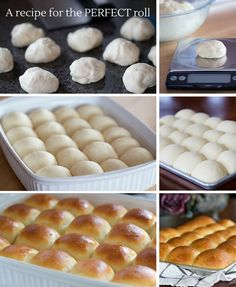 Feather Light Buttery Rolls » Get Off Your Butt and BAKE