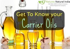 Get Exclusive Carrier Oils Available at www.aturesnaturalindia.com.