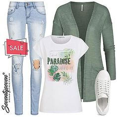 Outfit 13609 - Art.-Nr.: OA13609 Hip Hop Shop, Brave, Urban Surface, Madonna Mode, Outfits Damen, Streetwear Shop, Thug Life, Skinny, Street Wear