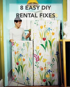 How to survive in a rental | 8 Easy DIY Rental Fixes