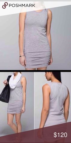 4154fa148e NWT lululemon in the flow dress Awesome dress more pictures to come lululemon  athletica Dresses Mini