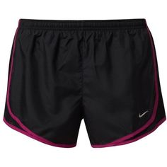 Nike Performance NEW TEMPO Shorts ($24) ❤ liked on Polyvore featuring activewear, activewear shorts, sports, black, nike activewear, nike and nike sportswear
