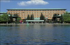 Disney Hotels, Sequoia Lodge - Disneyland Paris