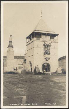 Denmark building, Panama-Pacific International Exposition (1915)
