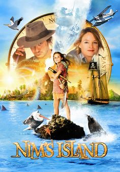 Nim's Island (2008) | Be the hero of your own story