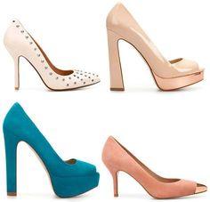 Zapatos Primavera Verano 2012