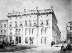 Berlin Kaufhaus Gerson um 1850