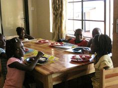 Shelter & Nutrition - VOH-Chongwe | vohafrica.com