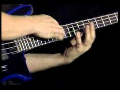 Live at the Montreux Jazz Festival, July 15th, 1988 with Joe Satriani - bass solo