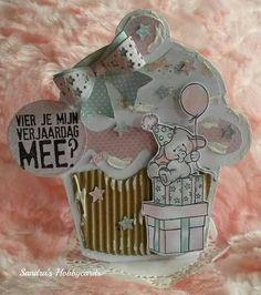 Cupcake dutch doobadoo