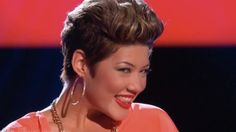 "the voice season 5 | Tessanne Chin Sings ""Try"" on The Voice USA Season 5 'Blind Auditions ..."