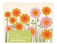 V&A Meadow Field File Folders by Victoria & Albert Museum http://www.amazon.com/dp/0735330271/ref=cm_sw_r_pi_dp_BCATtb1RKWB8W8ES