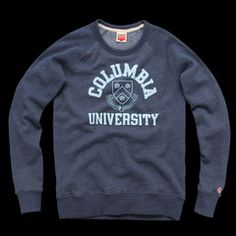 Columbia University Crewneck
