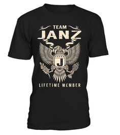 Team JANZ Lifetime Member