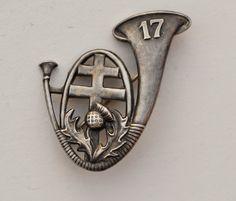 17° Bataillon de Chasseurs Alpins B.C.A., Arthus Bertrand Paris Déposé | Collections, Militaria, Insignes | eBay!