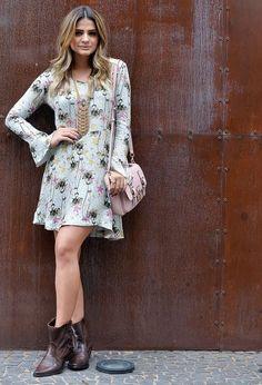 Vestir casual con vestidos de temporada - Outfits Casuales con vestidos