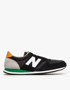 420 in Black | New Balance | Need Supply