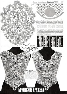 "Képtalálat a következőre: ""irish crochet lace patterns"" Col Crochet, Russian Crochet, Freeform Crochet, Crochet Chart, Thread Crochet, Filet Crochet, Crochet Motif, Irish Crochet, Crochet Flowers"