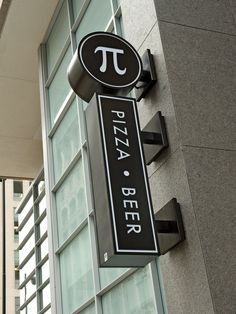 """Never stops being fun, seeing something you designed, actually existing!  """"Take a look inside Pi Pizzeria, a St. Louis-based pizza..."""""""