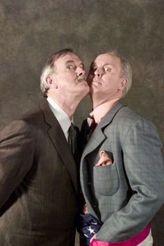 John Cleese and John Lithgow
