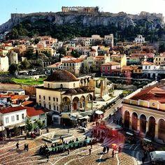 Athens <3  http://instagram.com/p/J14FubGMEG/ by @Thodoris Foteinakis Foteinakis Foteinakis Georgakopoulos