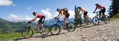 Mountainbikehotel Salzburg: Bikezirkus, Downhill, Evil Eye, Reiterkogel, World Games of Mountainbiking. Familienurlaub im Familienhotel Egger in Saalbach-Hinterglemm: www.hotel-egger.at