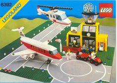Airport - Legoland 6392