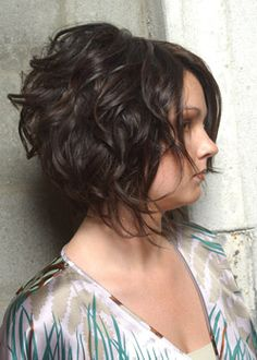 great Hair Style for curly hair