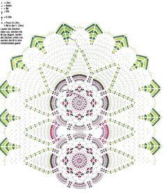 Social media marketing plan for interior design business - Crochet Filet