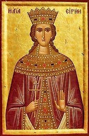 5 de mayo: Irene of Thessaloniki