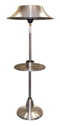 AZ Patio Heaters HIL-3029 Electric Patio Heater with Table