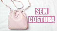 DIY Como Fazer Bucket Bag (Bolsa Saco)  | Larissa Vale - YouTube