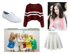"""Red Velvet """"Ice Cream Cake"""": Irene"""