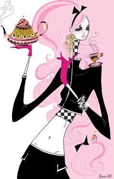 MOD Sonia Menti illustration
