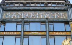 Paris : coup d'envoi du chantier monstre de la Samaritaine