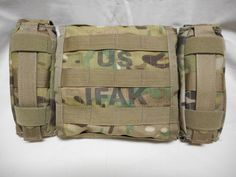 MULTICAM IFAK II INDIVIDUAL FIRST AID KIT W/SUPPLIES NWOT EXP. DATES 2016-2017 | eBay