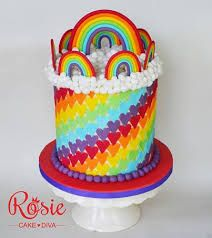 Cakes by Rosie Cake-Diva on Pinterest Rugby Cake, Fifty ...