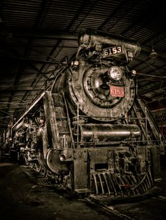 Big Iron by Richard Fortier, via 500px