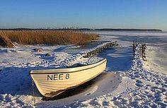 Usedom ist auch im Winter jede Reise wert.