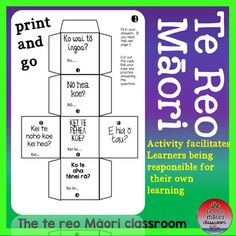 Browse te reo maori classroom resources on Teachers Pay Teachers, a marketplace trusted by millions of teachers for original educational resources. Kids Learning Activities, Learning Resources, Maori Words, Learning A Second Language, School Resources, Teacher Hacks, School Fun, The Help, Classroom