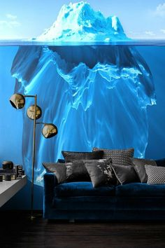 Fototapeten - Wall Decoration with Photo Wall Murals - 33 incredible examples for you
