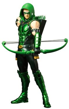 DC Comics statuette ARTFX+ Green Arrow (The New 52) Kotobukiya